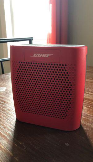Bose soundlink color Bluetooth speaker for Sale in Boston, MA