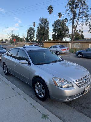 2002 Nissan Altima for Sale in Riverside, CA