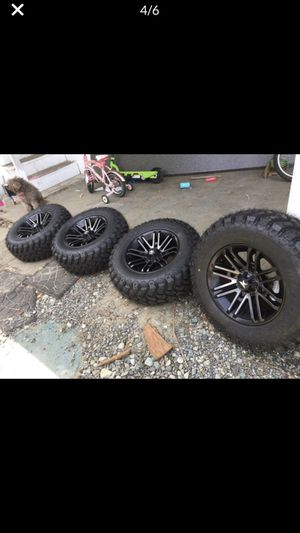 Atv utv rzr wheels and tires for Sale in Snoqualmie, WA