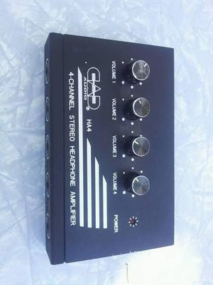 CAD Audio 4 Channel Headphone Amplifier for Sale in Fresno, CA