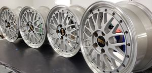 """Authentic JDM 17"""" BBS LMs for Sale in Rockville, MD"""