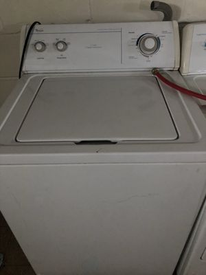 Washer and dryer works good for Sale in Grosse Pointe Park, MI