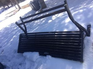 Ford F-250 rack & tailgate for Sale in Newport, ME
