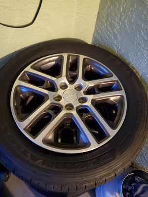 Factory jeep compass wheels for Sale in Orlando, FL