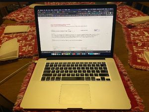 "MacBook Pro Core i7 2.6GHz 15"" Retina (Late 2013) 1TB SSD 16GB Ram for Sale in Portland, OR"