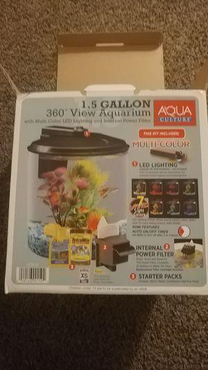 1.5 Gallon Aquarium for Sale in Sanger, CA