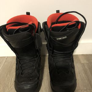 Men's Orion M Snowboard Boots Size 9 for Sale in Marysville, WA