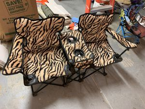 Kids folding chairs with storage bag for Sale in Castro Valley, CA