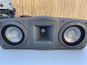Klipsch center channel speaker for Sale in Little Elm, TX