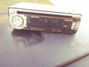 Aiwa car radio for Sale in Kingsport, TN