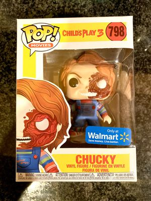 FUNKO POP CHUCKY - Walmart Exclusive for Sale in Chicago, IL