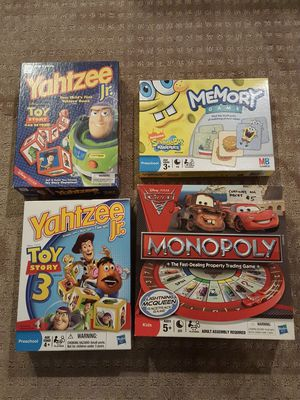 Kid's games for Sale in North Olmsted, OH