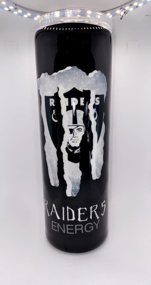 Raiders, Cowboys, packers, 49ers NFL, Custom Tumbler Handmade, Any Design , !!!personalizados termos!!! for Sale in Azusa, CA