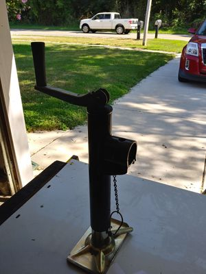 Trailer jack 2000 lb for Sale in Portage, IN