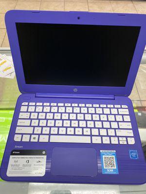 Hp stream laptop computer, windows 10 for Sale in Snellville, GA