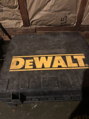 Dewalt drill, battery, charger and case for Sale in Chesapeake, VA