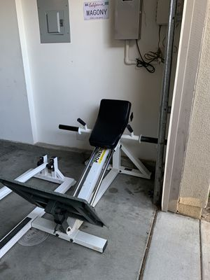 Powertec leg press / leg sled for Sale in Simi Valley, CA