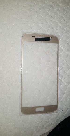 S7 glass replacement for Sale in Roanoke, VA