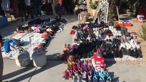 Clothes, shoes, decoration and more for Sale in North Las Vegas, NV