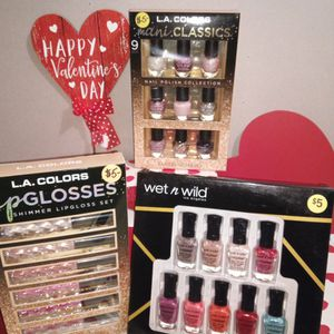 L.A. Colors Gift Sets For Valentine's Day $5.00 Each for Sale in Greenbelt, MD