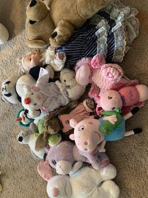 Girls dolls for Sale in Oakley, CA