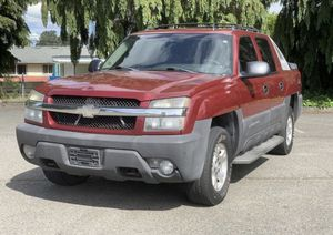 2006 Chevrolet Avalanche for Sale in Lakewood, WA