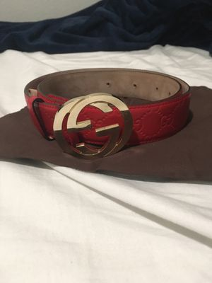 Gucci Belt for Sale in Frisco, TX