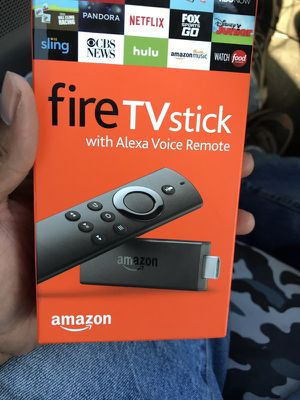 Firesticks with kodi 17.6 build installed for Sale in Baltimore, MD