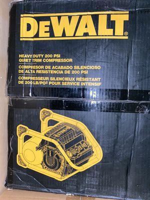 Dewalt Heavy Duty Compressor - Brand New for Sale in Fairfax Station, VA