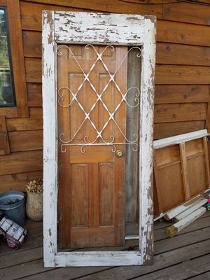 Screen door frame for Sale in Payson, AZ