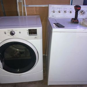 Washer& Dryer! for Sale in Norco, CA