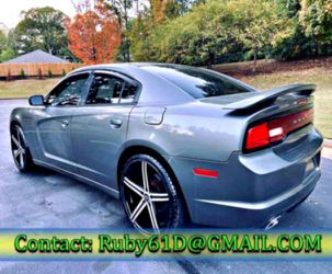 Clean CARFAX __2O12 Dodge SXT V6 Charger for Sale in San Angelo,  TX