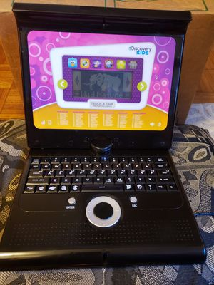 Discovery Kids Teach & Talk Laptop for Sale in Washington, DC
