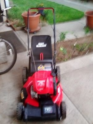 Craftsman 4wd Self-propelled Mower 7.50hp ''Like New' for Sale in Modesto, CA