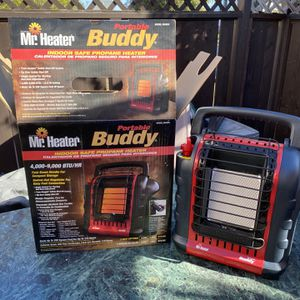 Portable Propane Heater... Buddy MH9BX for Sale in San Diego, CA