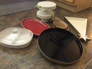 Multiple Food/Decorative Display Tray for Sale in Cleveland Heights, OH