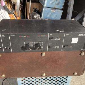Vintage Rare Early Model BBE 202R Analog Sound Sonic Maximized Exciter Enhancer for Sale in Artesia, CA