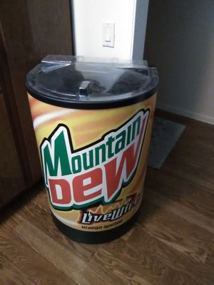 Mountain Dew Cooler for Sale in San Gabriel, CA