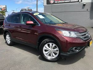 2014 Honda CRV EXL AWD ONE OWNER for Sale in Tacoma, WA