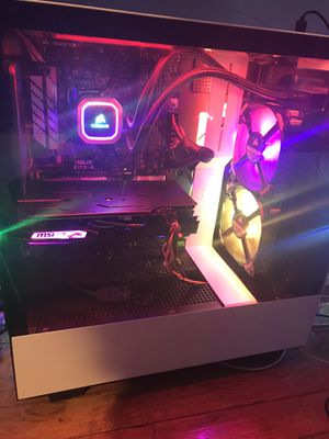Gaming pc good condition runs most games 1080p ultra 60fps low 200+ fortnite read description 1200 obo for Sale in Garfield Heights, OH