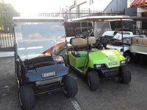 Ezgo eléctrico 48v and 36v for Sale in Hialeah, FL