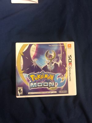 Pokemon Moon for Sale in Anchorage, AK