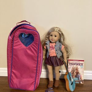 American Girl Tenney Doll for Sale in Herriman, UT