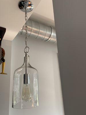 Edison Light fixture - brand new for Sale in Washington, DC