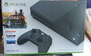 Xbox One special edition 500gb Color gray comes with wireless control no games. Upgrading to a different system selling it for $250. for Sale in Cranston, RI