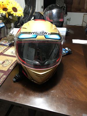 Iron man helmet large for Sale in Santa Ana, CA
