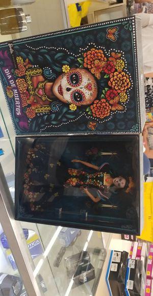 Barbie dia de Los muertos for Sale in Glen Ellyn, IL