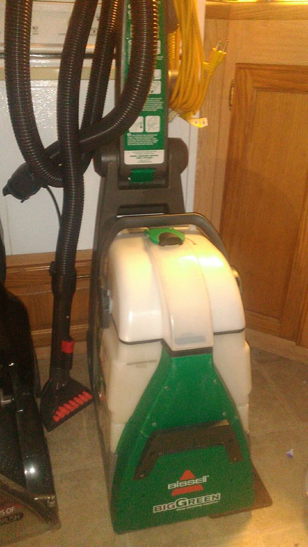 Where To Buy Bissell Big Green Deep Cleaning Machine