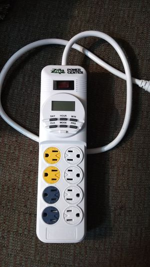 Zilla digital timer for Sale in Henrico, VA