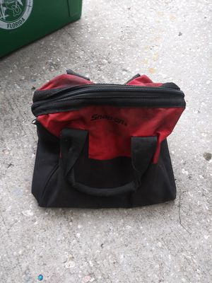 SNAP ON TOOL POUCH for Sale in TEMPLE TERR, FL